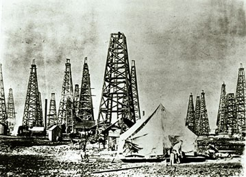 Old Oil Photo